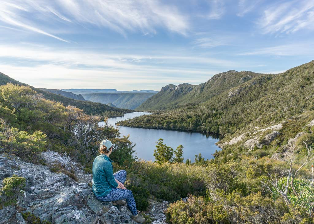 Cradle Mountain Lake St Claire National Park
