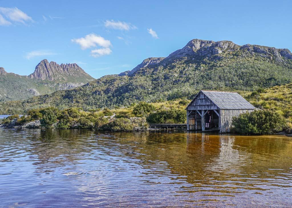 Dove Lake Boatshed Walk Cradle Mountain
